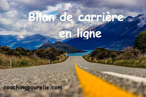 BILAN DE CARRIÈRE             En Ligne